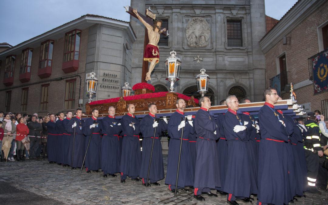 A Holy Week in luxury in Madrid