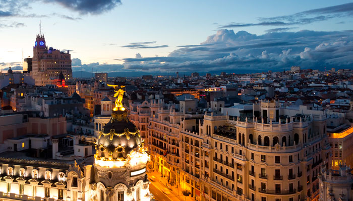 The best rooftop bars to enjoy good weather in Madrid